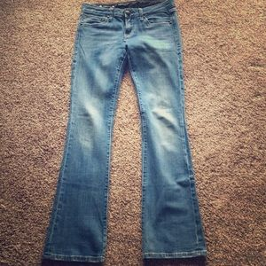 Express Bootcut jeans size 4